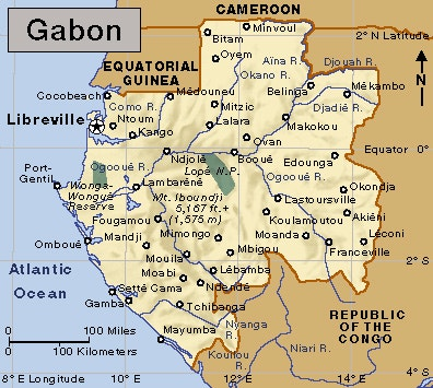 gabon map world book student